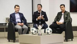 Beşiktaşlı yönetici Albayrak: Türkiyede altyapı bayrağını en önde biz taşıyoruz