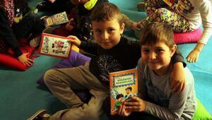 Çocuklara kitap seçmek ciddi bir iştir