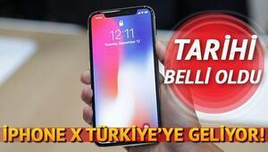 iPhone X ne zaman satışa çıkacak iPhone X Türkiye fiyatları