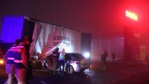 Kazada, üniversiteli öldü, kız arkadaşı yaralandı (Yeniden)