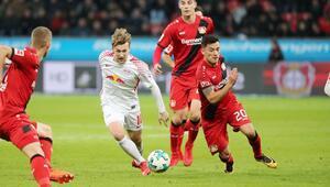 Bundesligadaki rakiplerimiz yenişemedi