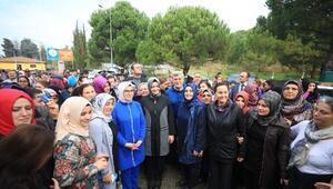Bakan Kaya, binlerce kadınla doğa yürüyüşünde