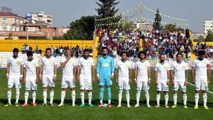 Osmaniyespor FK - Utaş Uşakspor A.Ş.: 0 - 0