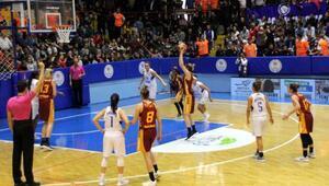 Hatay Büyükşehir Belediyespor - Galatasaray: 84-82