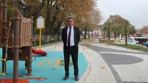 Marmara Adası yeni sahil şeridine kavuştu