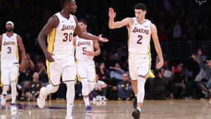 Lonzo Balldan 2. triple double
