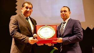 Menderes Atilla, yılın başkanı seçildi