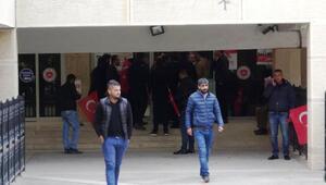 Şehit Kaymakam Safitürk davasında, 8 sanığın tutukluluğuna devam kararı