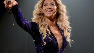 Beyonce müzik dünyasının en çok kazanan kadını oldu