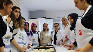Büyükşehir'den kadınlara aşçılık ve pastacılık kursu