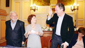 Türk-Fransız Edebiyat Ödülü Sebastien de Courtois'nın