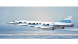 İstanbul New-York 10 saatten 4 saate düşecek Sesten daha hızlı uçak geliyor