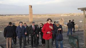 AB Türkiye Delegasyonu Başkanı Berger: Şanlıurfa, UNESCO dünya mirası adaylığını hak ediyor (3)