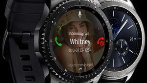 Samsung Gear S3 için yeni güncelleme