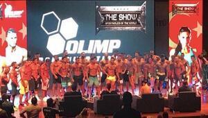 Fitness Show ünlü isimlerin katılımı ile yapıldı
