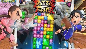 Puzzle Fighter'ın mobil oyunu geliyor