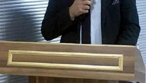 AK Parti İl Başkanı Özden TÜRGEV'de konferansa katıldı