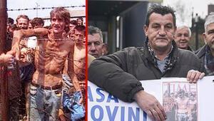 Bosna Kasabı yargılanırken tarihi an...
