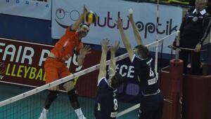 İnegöl Belediyespor - Olympiakos Pire: 0-3