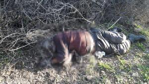 Çürümeye yüz tutmuş cesedi bulundu