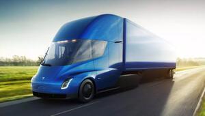 Teslanın elektrikli kamyonunun fiyatı belli oldu