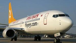 Black Friday indirim çılgınlığı: Pegasus uçak bilet fiyatları yarı yarıya düştü