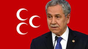 MHPden Arınça çok sert yanıt: PKK ve FETÖ muhibi
