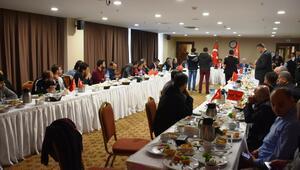 Beşiktaş maçında çiğköfte sürprizi