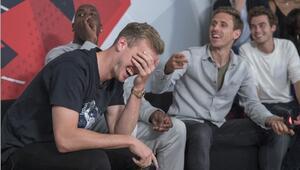 Arsenal'in yıldızları NBA 2K18'de karşılaşırsa