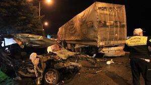 Samsunda kaza: 1i ağır, 2 yaralı