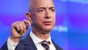 Amazonun kurucusunun serveti 100 milyar doların üzerine çıktı