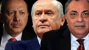 Erdoğan, Bahçeli ve Tuğrul Türkeşi aradı