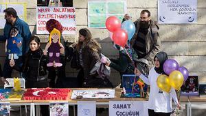 Üniversite Çocuk Hakları Haftası'nı kutladı