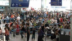 10 ayda 80 milyon yolcu geçti