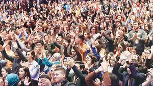 2 bin 500 öğrenci iş dünyası ile buluştu