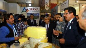SERKA, Helal Expo Fuarında bölge ürünlerini tanıttı