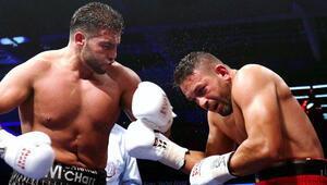 Suriye asıllı Alman boksör dünya şampiyonu oldu
