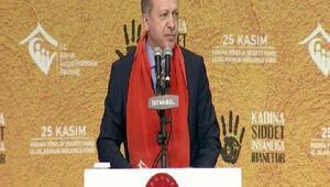 Fotoğraflar // Cumhurbaşkanı Erdoğan, Kılıçdaroğlunun kadına şiddet konusundaki sözlerini skandal olarak nitelendirdi