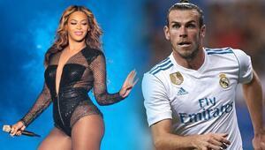 Gareth Bale bakın ne yapacak Beyonce...