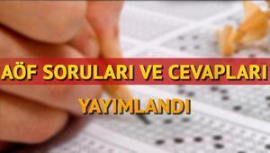 AÖF ara sınav sonuçları ne zaman açıklanacak E- Kampüs soru - cevap sayfası