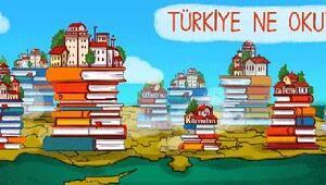 Son 6 ayda en fazla kitabı Ankara okudu