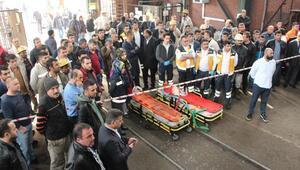 Zonguldakta maden ocağında göçük: 2 işçi öldü (2)