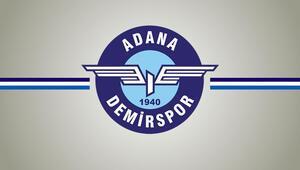Adana Demirsporda yeni teknik direktör
