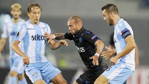 Sneijder sakanlandı... Bir ay yok