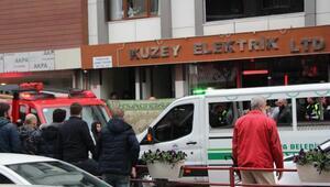 Yalova'da asansör faciası: 2 ölü