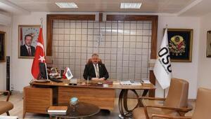 KOSB Başkanı Nursaçandan Mevlid Kandili mesajı