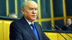 Bahçeli : MHP, Türkiye Cumhuriyetinin ABDde sorgulanmasına, gıyaben ve kasten mahkemeye çıkarılmasına şiddetle karşıdır
