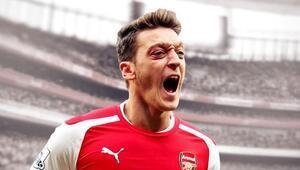 Ve açıklandı Mesut Özil...