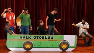 İşitme engellilerin sorunları tiyatro ile anlatıldı