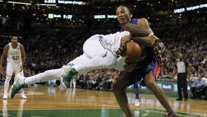 Lider Bostona Pistons engeli